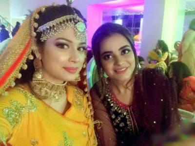 معروف پاکستانی اداکارہ شادی کے بندھن میں بندھ گئیں