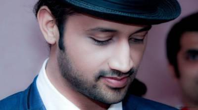 پاکستانی گلوکار عاطف اسلم نے بھارت میں میوزیکل شو کرنے سے انکار کردیا