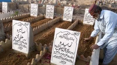 کراچی:قبرستانوں میں تدفین پر پابندی عائد: سرکولر جاری