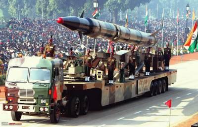 بھارت کا جنگی جنون کم نہ ہوا ،دفاعی بجٹ میں 161ارب کا اضافہ