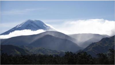 ایکو ا ڈور کے پہاڑ نے ماونٹ ایوریسٹ کو پیچھے چھوڑدیا