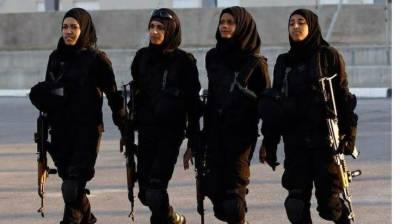 3بہنوں سمیت 11خواتین بم ڈسپوزل یونٹ میں شامل