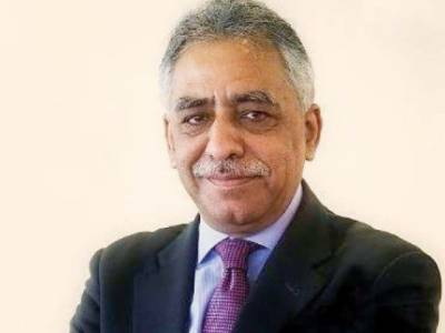 محمد زبیر عمر نے گورنر سندھ کے عہدے کا حلف اٹھا لیا