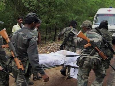 ماؤ نواز علیحدگی پسندوں کے حملے میں 7 پولیس اہلکار ہلاک