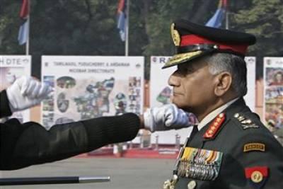 ایک اور بھارتی فوجی اعلی افسران پر پھٹ پڑا