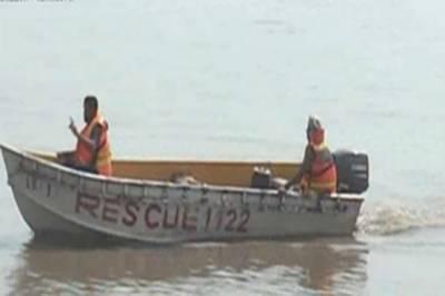ننکانہ صاحب: دریائے راوی میں کشتی الٹنے سے 150 سے زائد مسافر ڈوب گئے