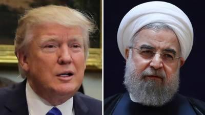 ٹرمپ انتظامیہ نے ایران پر مزید پابندیاں عائد کر دی ہیں