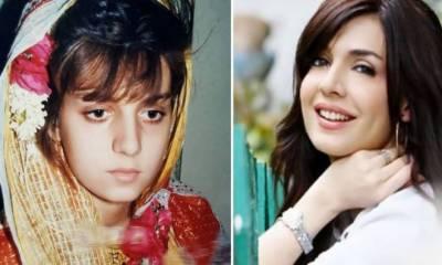 کم عمری میں ہی شادی شدہ ہونے کا اعزاز حاصل کرنے والی معروف پاکستانی اداکارائیں
