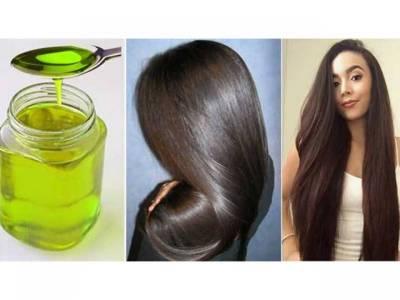 گرتے بالوں کو روکنے اور نئے بالوں کی نشو و نما کیلئے یہ تیل رات کو سر میں لگا کر سو جائیں