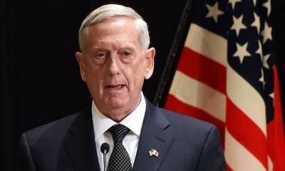 ایران دہشتگردی میں معاونت کرنے والابڑاملک ہے، امریکی وزیر دفاع