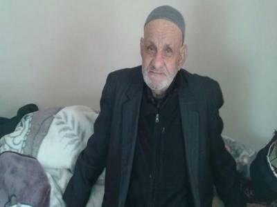 الخلیل: 92سالہ فلسطینی شخص ہاں بیٹٰی کی پیدائش