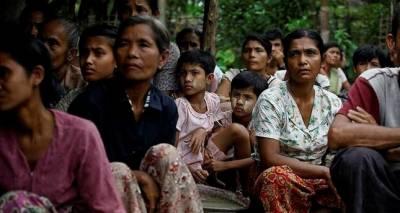 روہنگیا مسلمان بنگلہ دیش میں کسمپرسی کی زندگی گزارنے پر مجبور