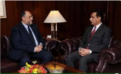 مصر بھی پاک-چین اقتصادی راہداری میں شمولیت کا خواہشمند