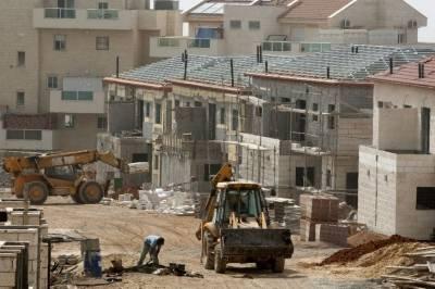 اسرائیل پارلیمنٹ نے فلسطینی زمین پر چار ہزار مکانات تعمیر کرنے کی منظوری دے دی