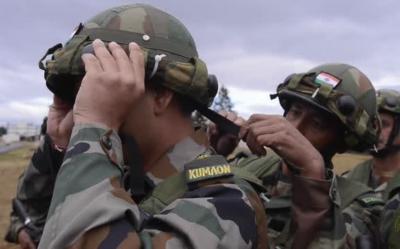 بھارتی فوج کے انتہائی تربیت یافتہ کمانڈوز لاپتہ ہو گئے