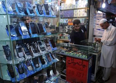 کراچی: استعمال شدہ موبائل فونز کی خرید و فروخت پر دفعہ ایک سو چوالیس نافذ
