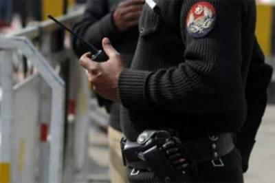 لاہور میں پولیس کا سرچ آپریشن، 76 مشکوک افراد گرفتار
