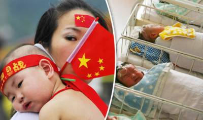 چین میں بچوں کی شرح پیدائش میں حیرت انگیز اضافہ