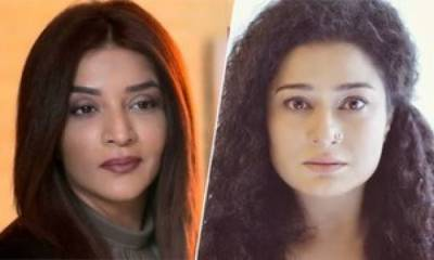 اداکارہ ثانیہ سعید اور فرح شاہ نے پاکستانی ڈرامے میں ہم جنس پرستی کا کردار ادا کر کے سب کو حیران کر دیا