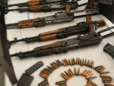 چارسدہ: سکیورٹی فورسز کی کارروائی، 17 مشتبہ افراد گرفتار