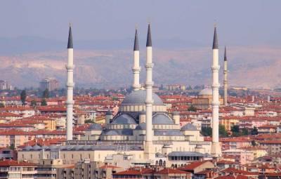 ترکی کے بوڑھے ترین شہر کا خطاب انقرہ کو مل گیا