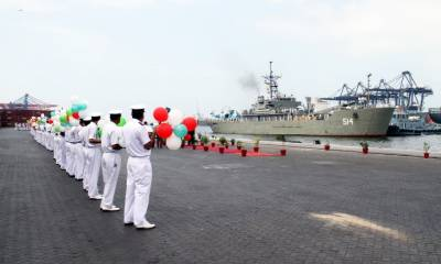 پاک بحریہ کی امن مشقیں 2017 کل سے شروع ہونگی