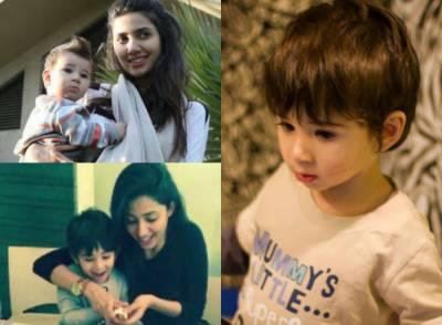 اداکارہ ماہرہ خان کا کہنا ہے کہ ان کی پہلی ترجیح ان کا بیٹا ہے