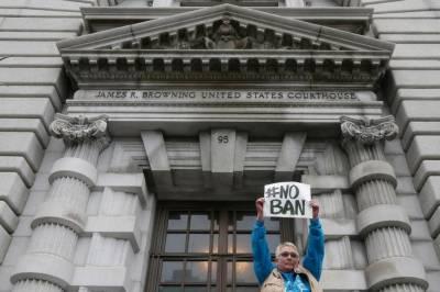 اپیلٹ کورٹ:7مسلم ممالک کے روکے گئے شہریوں کو امریکاآنے کی اجازت مل گئی