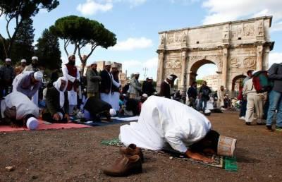 یورپی شہریوں کی اکثریت مسلمانوں کی اپنے ملکوں میں داخلے کی مخالف