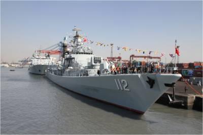 پاک بحریہ کی امن مشقوں کا بحیرہ عرب میں باقاعدہ آغاز ہو گیا