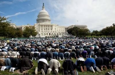 امریکی مسلمانوں نے ٹرمپ کو واضع پیغام دے دیا ۔۔!!!