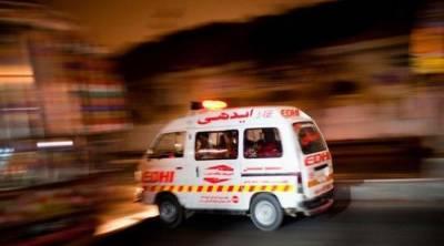 کراچی کی سڑکوں پرحادثات میں اکتالیس دنوں میں 66افراد جاں بحق