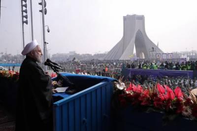 'ٹرمپ کو ایران جیسے عظیم ملک کیساتھ عزت کے ساتھ پیش آنا چاہیے'