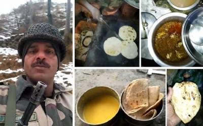 بھارتی فوجی تیج بہادر یادو کے فیس بک اکا ونٹس کی کڑی نگرانی شروع