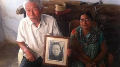 چینی فوجی 54 سال بعد اپنے آبائی گھر پہنچ گیا