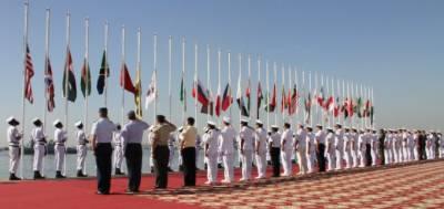 چھٹی امن مشقیں : پاک بحریہ دنیا کی بہترین بحری فوج ہے،غیرملکی وفد نیوی افسران