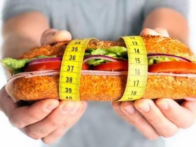 وزن کم کرنے کیلیے ورزش کے ساتھ کھانے میں احتیاط ضروری