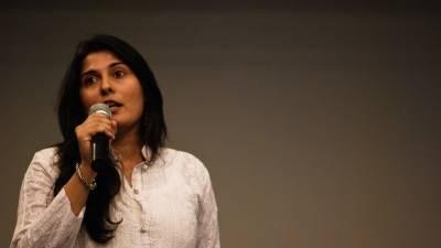 آسکر ایوارڈ یافتہ ہدایتکار ہ شرمین عبید چنائے کو عورتوں پر مظالم کی روک تھام کا سفیر مقرر کر دیا