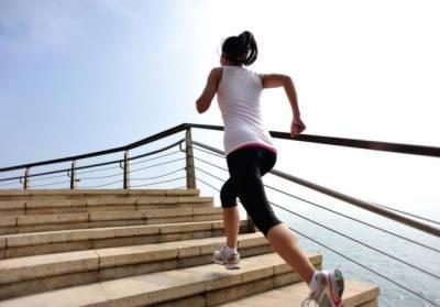 تیز رفتار سے سیڑھیاں چڑھنے والے افراد کیلئے خوشخبری !!!