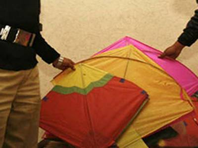 لاہور: پتنگ بازوں کیخلاف کریک ڈاؤن، 6 افراد گرفتار