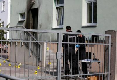 2016ءکے دوران جرمنی میں 91 مساجد پر حملے