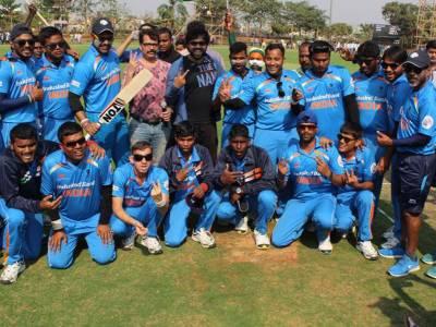 بلائنڈ ٹی 20 ورلڈ کپ فائنل، بھارت نے پاکستان کو شکست دیدی