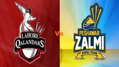 پشاور زلمی کی انتہائی سنسی خیز مقابلے میں لاہور قلندرز کو 3 وکٹوں سے شکست
