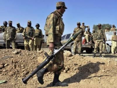 جنوبی وزیرستان میں دہشتگردوں کا وار، 3 سیکیورٹی اہلکار شہید