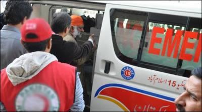 راولپنڈی: گیس لیکج کا واقعہ، میاں بیوی 3بچوں سمیت جھلس کر زخمی