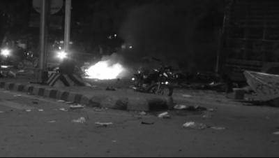 پنجاب اسمبلی کے باہر دھماکا،ڈی آئی جی ٹریفک کیپٹن مبین سمیت متعدد افراد جاں بحق