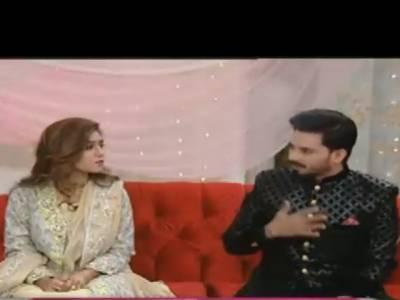 اداکار نعمان حبیب نے عاصمہ سے شادی کی انتہائی شاندار وجہ بتادی