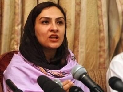 کوئٹہ: موجودہ سروے میں ملک کے ہر کونے کا سروے کیا جائے گا:ماروی میمن