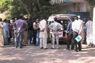 المناک حادثات نے کراچی کا پیچھا نہ چھوڑا ،خاتون سمیت چھ افراد جاں بحق جبکہ 22 زخمی
