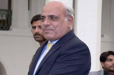ڈرگ ترمیمی ایکٹ بل :گورنر پنجاب رفیق رجوانہ نے دستخط کر دیئے